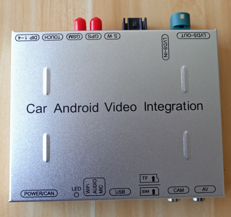 Android Interface Box for 2016 Ford Synch3 with Android 6.0 version