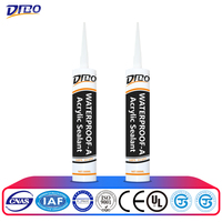 waterproof acrylic mastic sealant