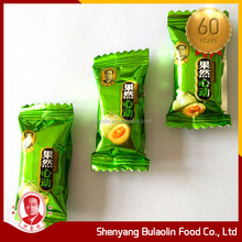 wedding favor chinese manufacturer brands melon flavored fruit hard candy