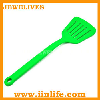 with full set of kitchen tools silicone shovels
