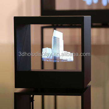 Holocube 3D Projection Box Holographic Display Showcase
