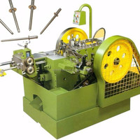 High Efficiency Rivet Cold Heading Machine