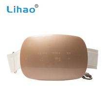 LIHAO Wholesale Products Vibrating Fat Burning Slimming Massager Belt Machine