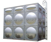 Thermal insulation combined GRP water storage tank Frp Grp water tank / Smc Panels