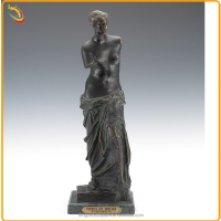 Life Size Bronze Famous Sculpture Venus de Milo For Decoration