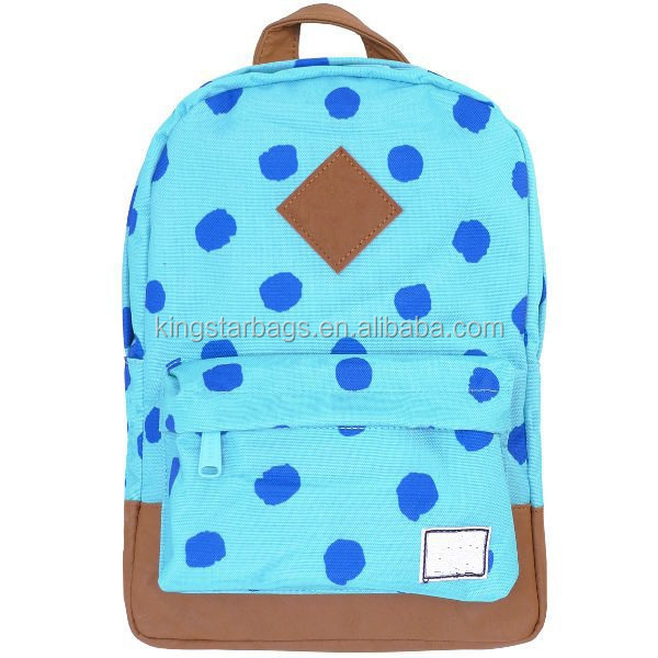 Cute girls school backpack kids zoo animal backpack
