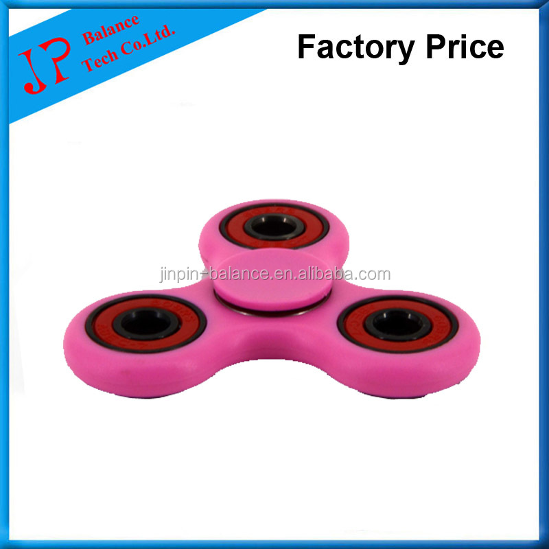 2018 new arrival Fingers bear Finger Toys 608 Handand Fidget Spinner Toy With Cheapest Price