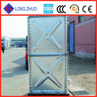 Pressure galvanized steel water tank, Galvanized water storage tank panel