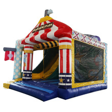 New design PVC small bouncer castle <strong>inflatable</strong> for sale