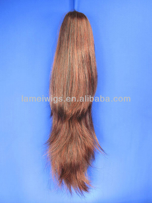 Claw Clip Ponytail PN-0135