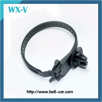 Disposable Plastic Zip Binding Cable Tie auto connector