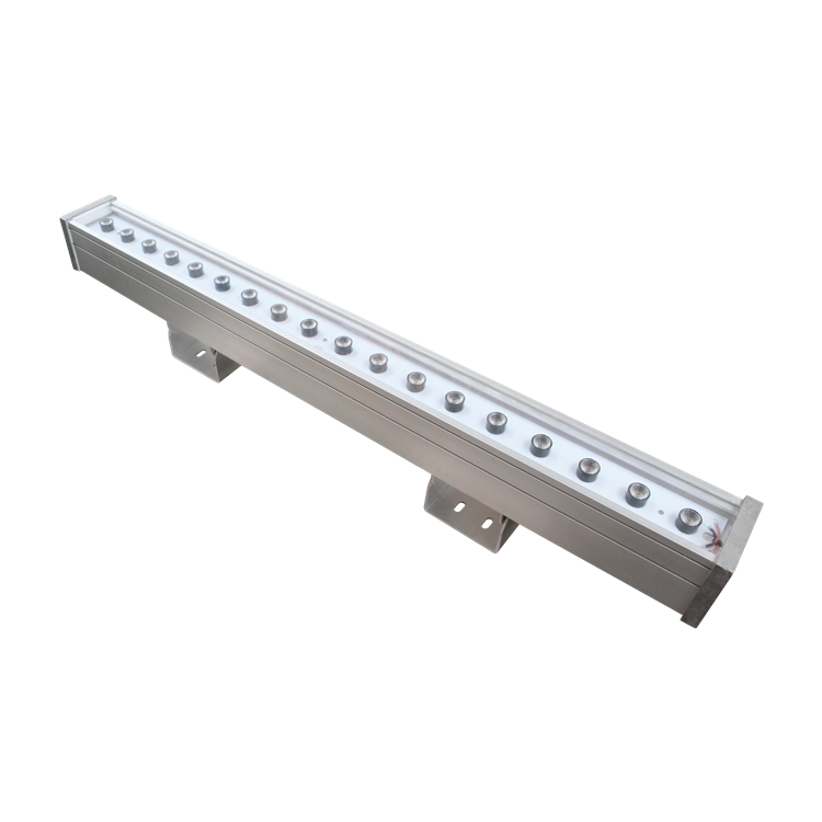 Aluminum Alloy Waterproof IP65 18x5w ourdoor line LED Wall Washer Light