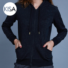 High Quality Sexy Sportswear Jacket Custom Casual Sports Jacket with Hood Winter Sports Jacket for Women