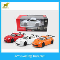 Good sale 1:32 Alloy pull back super race car YX001186