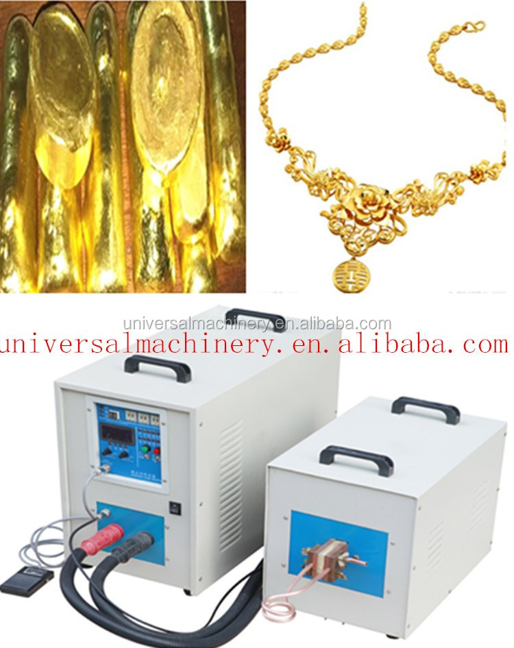 China Factory Low price High quality Jewelry Machine Gold Melting Furnace