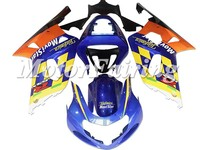 fairing kits for 00-03 SUZUKI K1 GSXR 600 750 ABS Fairing GSX R600 bodywork fairing