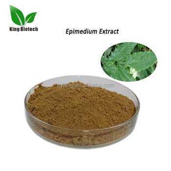 High Quality Horny Goat Weed Extract 98% Icariin Epimedium Extract