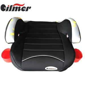 3-point Harness inflatable baby car booster seat for 3-12 years old