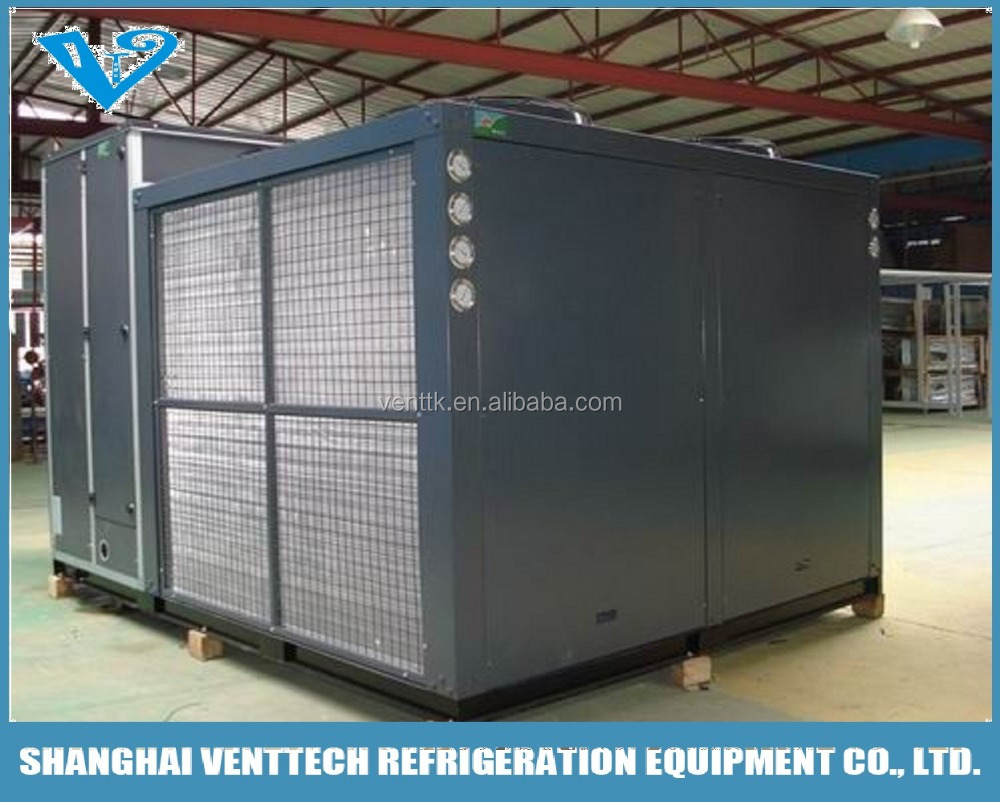 Rooftop Units Duct : High efficient european standard duct type rooftop air