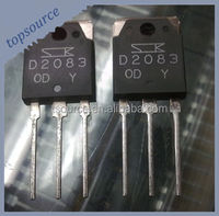 new & original audio pair transistors 2SD2083