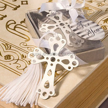 fashion Cross Alloy bookmark creative gift