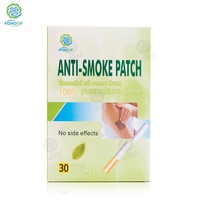 Direct factory offer free sample oem service anti smoke patch