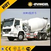 Howo 8 cubic meters concrete truck