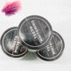 2018 Best Selling in usa Mint Flavor 100% Natural 30g Black Organic Powder Coconut Shell Activated Teeth Whitening Charcoal