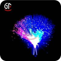 2016 Party Decoration Bright Light Led Fiber Optic Cable