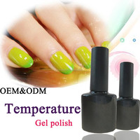 nail art salon beauty color change gel polish temperature change nail polish gel 10ml chameleon paint