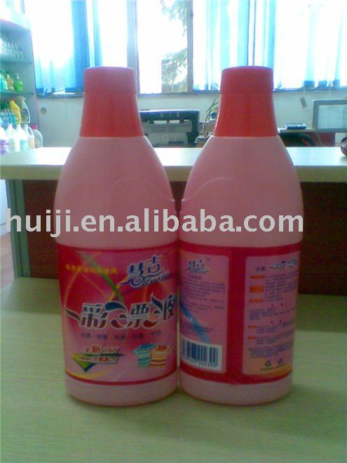 600g Huiji high quality Oxygen Bleach Liquid