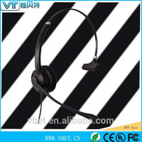 work-style with leading UC softphone platforms call centre headphone