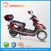2015 new arrival EEC approved 48v 500w high power electric hybrid scooter/electric motorcycle for adults