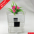 Clear Fresh Flower Box Waterproof With Acrylic Drawer Valentine
