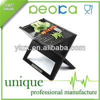 BBQ machine stainless japanese charcoal bbq grill