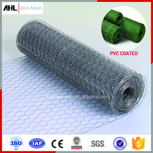 Coop Galvanized Stainless Steel PVC Coated Netting 3/4 Inches Small Hole Philippine Hexagonal Lowes Chicken Wire Mesh Roll