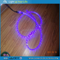 Professional Design led icicle christmas lights