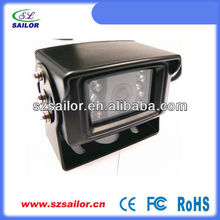 waterproof IP68 CCD CMOS night vision rear view bus camera