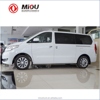 Good quality professional cheap cars 7 seat LTD manual MPV for sale