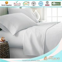 professional hotel style egyptian cotton flat sheets