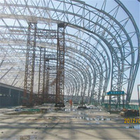 Steel Structure Hotel Building Construction Real