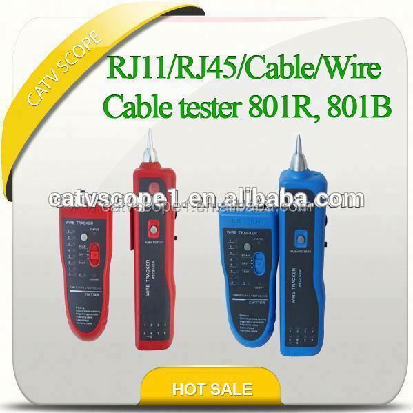 2013 update version LAN cable tester 801