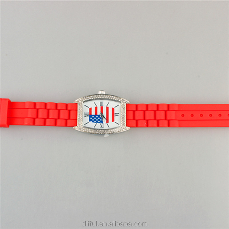 custom logo watches woman wrist watch manufactures diamond case
