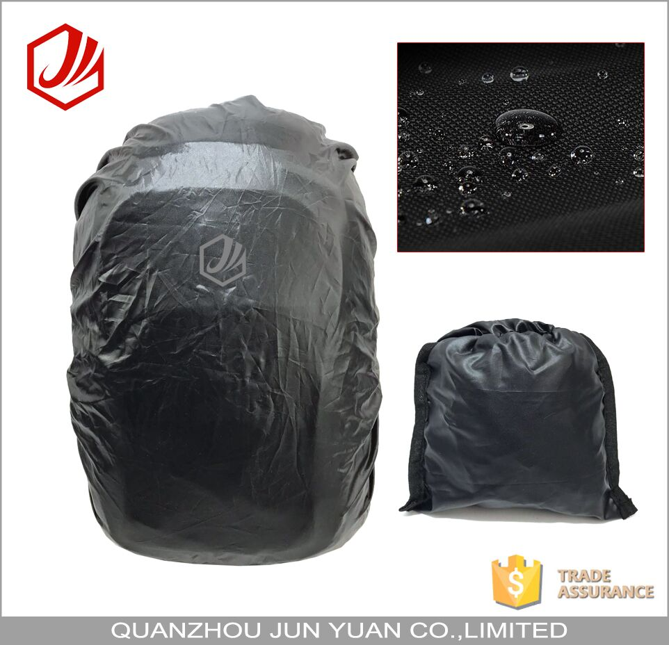 Wholesale foldable waterproof laptop backpack rain cover