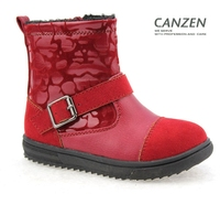 Fashion Red baby winter boots