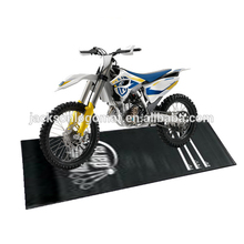 eco-friendly floor nylon anti-slip motorcycle garage mats