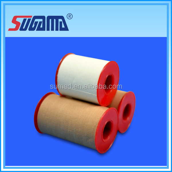 Cotton fabric zinc oxide adhesive plaster