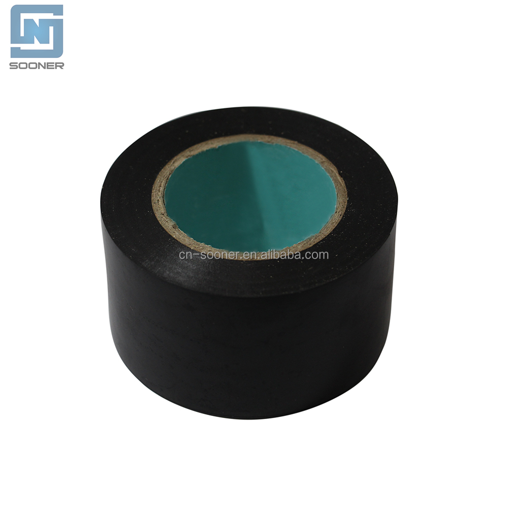 PVC Wire Pipe Wrapping Strong Adhesion Finest Quality Tape 48MM Width