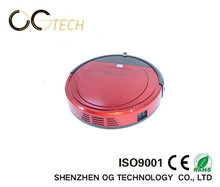 2017 hot selling high speed The latest model factory price robot vacuum cleaner with good after service