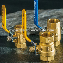 female male threaded end ball valve high-grade copper valves